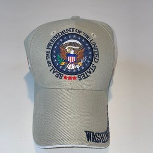 USA President of the United States Hat